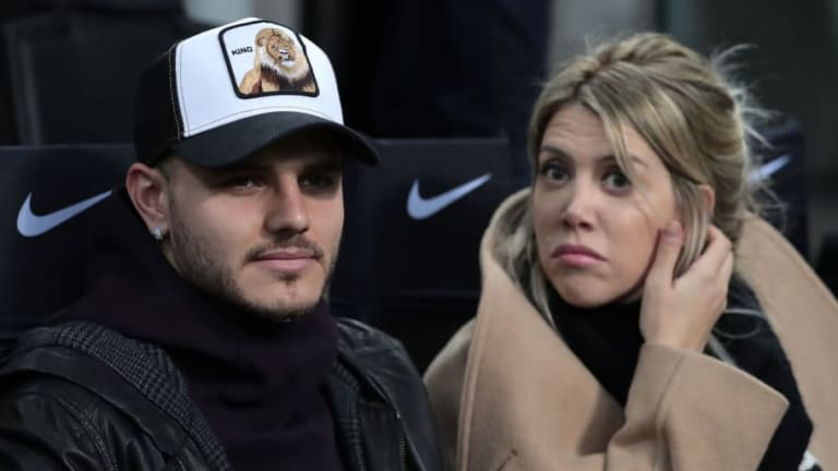 Mauro Icardi Out of Frankfurt Clash as Inter Star Sparks Juventus Rumours With Instagram Activity