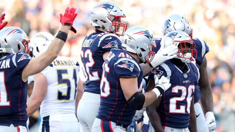 A Patriots Super Bowl Run In Four Acts: IV, When a Team Finds Out Who It Is