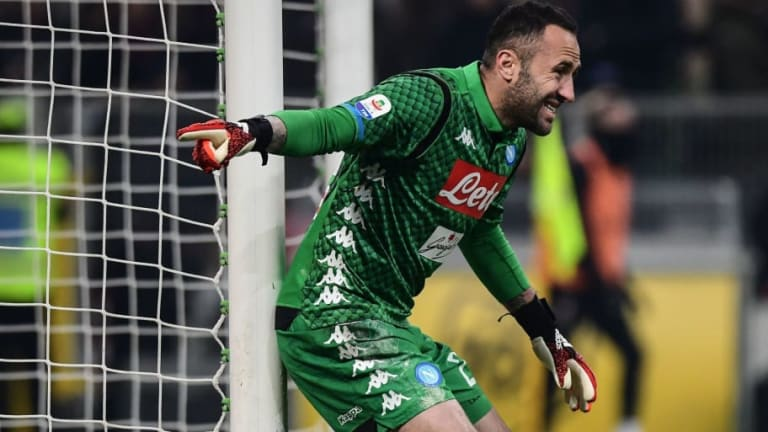 Napoli Closing in on Signing Goalkeeper David Ospina on Permanent Deal From Arsenal
