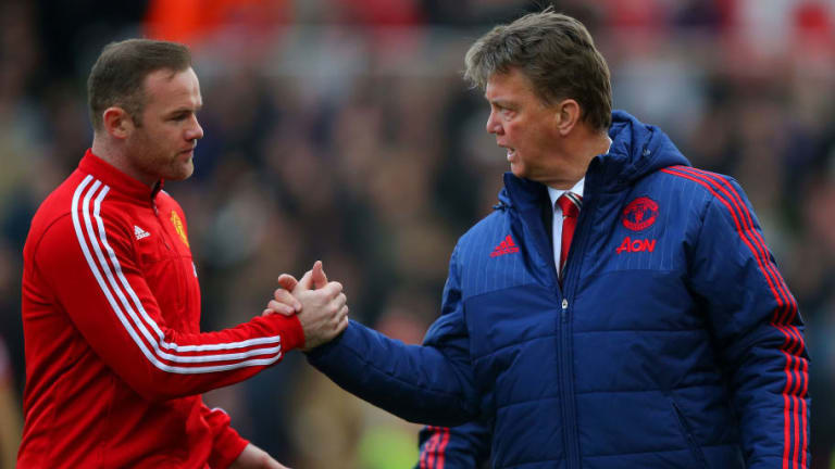 Wayne Rooney Reveals Louis van Gaal Was the 'Best Coach' He Ever Worked With