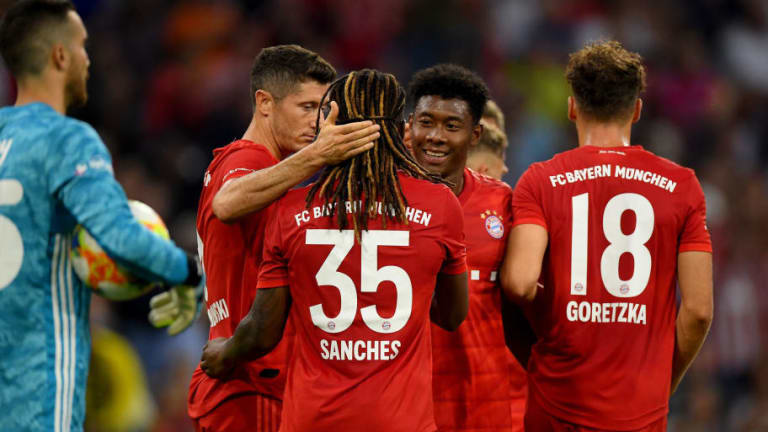 Bayern Munich 6-1 Fenerbahçe: Report, Ratings & Reaction as Reds Cruise to Book Cup Final With Spurs