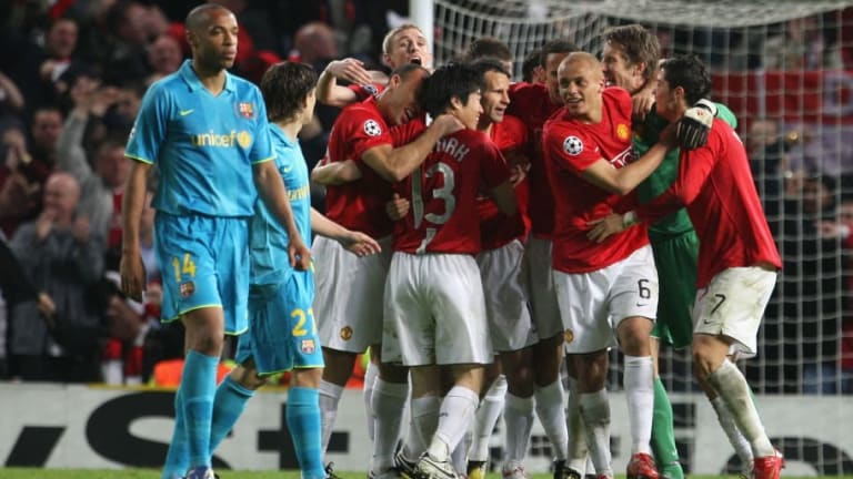 Historic Stats Give Hope to Both Man Utd and Barça Ahead of Champions League Quarter-Final