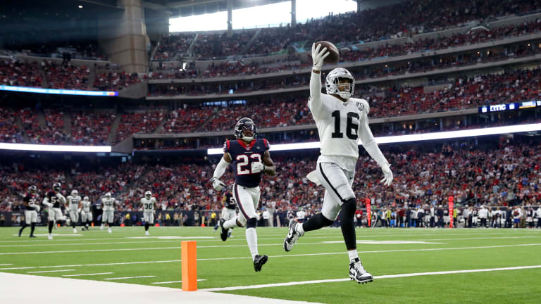 Scouting Report: Raiders Wide Receiver Tyrell Williams