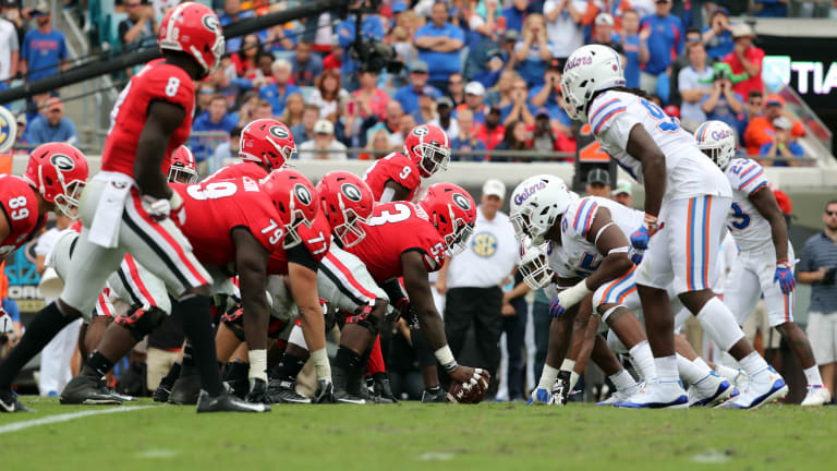 Georgia vs Florida: Can the Gators Dline Hold up Against the Bulldogs