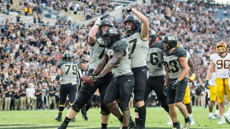 Purdue Football: Patience Key with Young Team