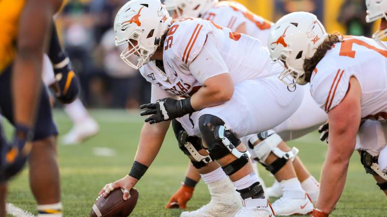 Texas football: Shackelford Named a Senior CLASS Award Finalist