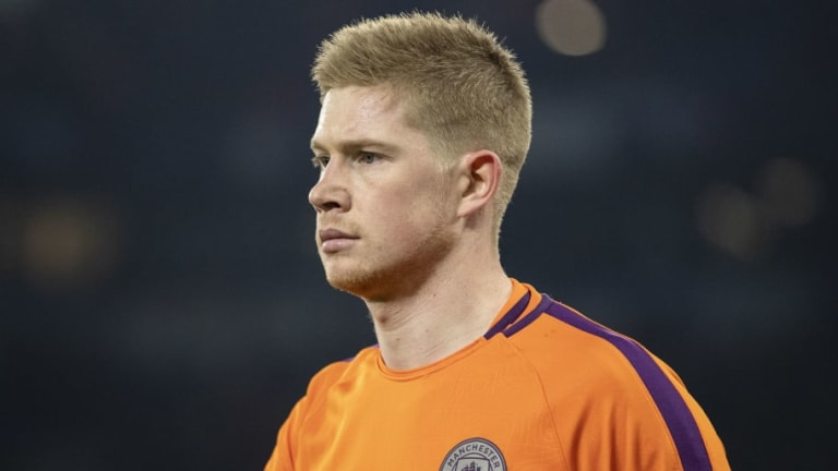 Man City Star Kevin De Bruyne Reveals His Football Idol as a Kid & Favourite Ever Goal