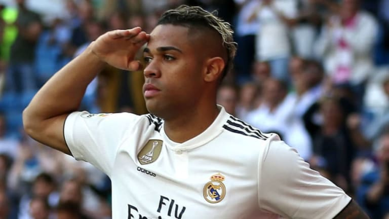 Mariano Diaz Eyed by Tottenham as Mauricio Pochettino Searches for Harry Kane Backup