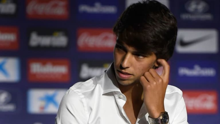 Joao Felix Opens Up on Club vs Country Priorities After €126m Move to Atletico Madrid