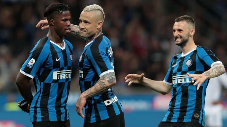 Inter 2-1 Empoli: Report, Ratings & Reaction as Nerazzurri Clinch Champions League Spot