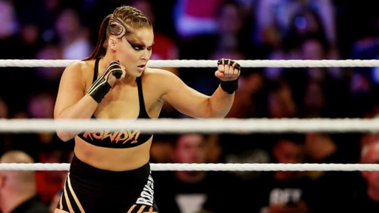 Traina Thoughts: Ronda Rousey, Who Is Now a Wrestler, Rails Against Wrestling Being Fake
