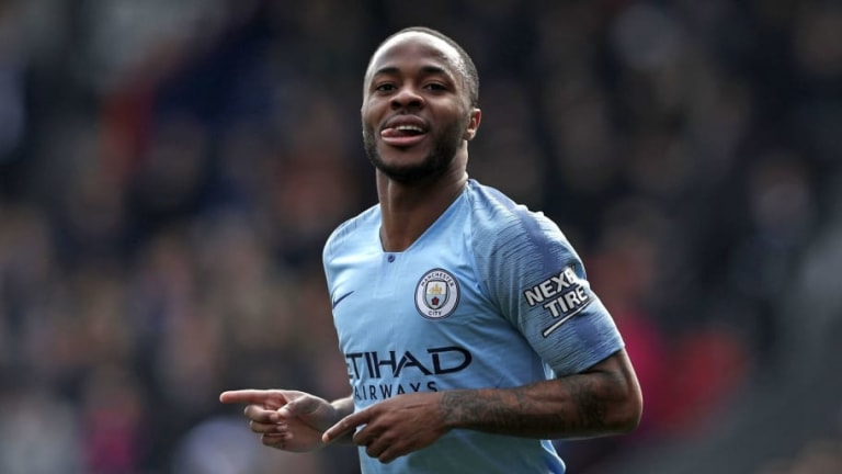 Raheem Sterling Admits Delight at Seeing Former Team Reach Champions League Final