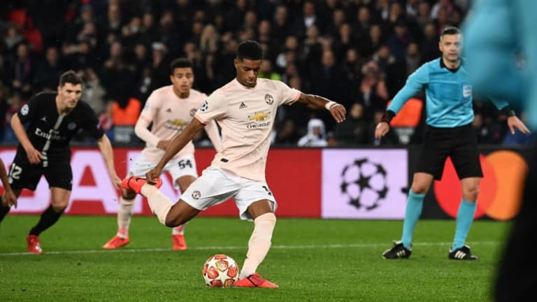 PSG 1-3 Manchester United: Report, Ratings & Reaction as Rashford's Late Penalty Seals Shock Win