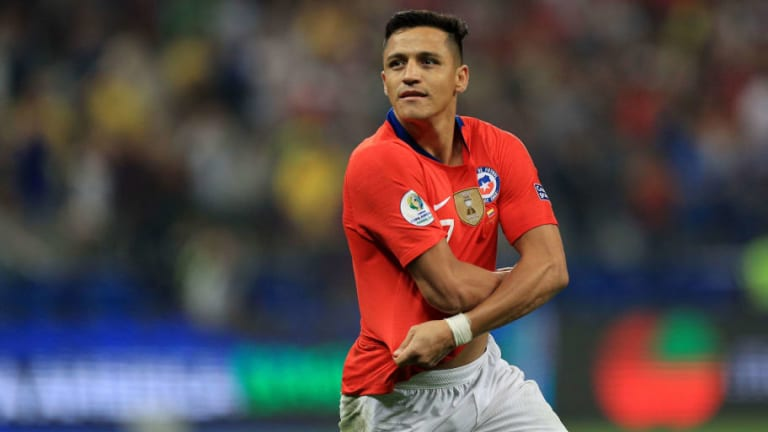 Colombia 0-0 Chile (4-5 Pens): Alexis Sanchez Steps Up in Shootout to Knock Out Los Cafeteros