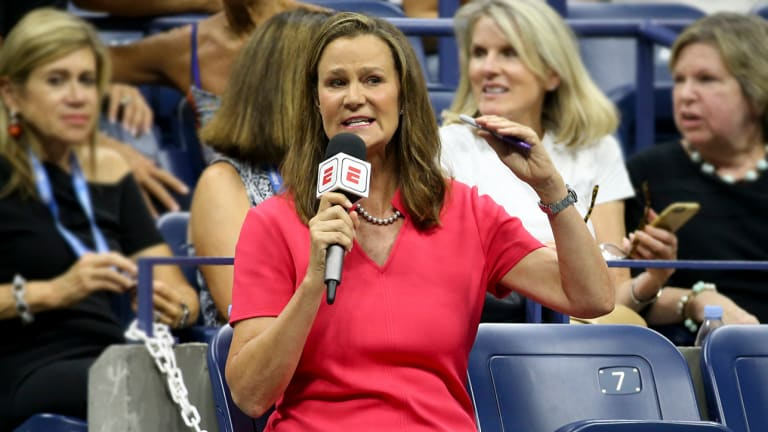 Podcast: Pam Shriver's Outside-the-Box Proposal for the USTA