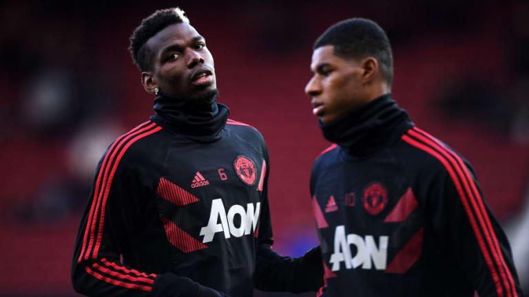 Ole Gunnar Solskjaer Calls Paul Pogba & Marcus Rashford 'Vital' to Man Utd's Future Amid Rumours