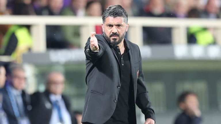 Gennaro Gattuso Resigns as AC Milan Manager After Failing to Make Champions League