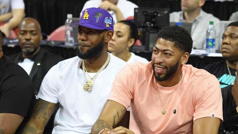 Why Can't LeBron James and the Lakers Land Stars in Free Agency? | Open Floor Podcast