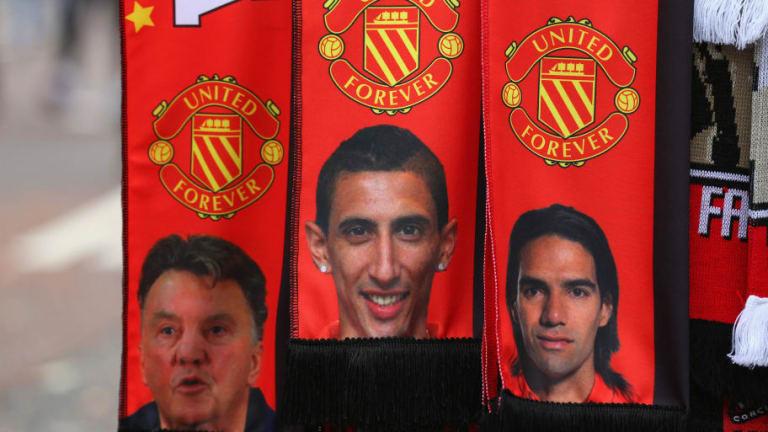 El motivo por el que Falcao y Di María no triunfaron en el Manchester United según Van Gaal