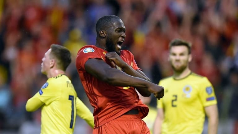 Manchester United Set to Reject Initial Loan Proposal From Inter for Romelu Lukaku