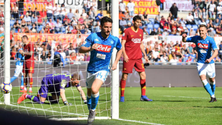 Roma 1-4 Napoli: Report, Ratings, and Reaction as I Partenopei Dismantle Disorganised Roma