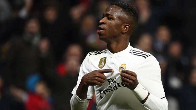 Real Madrid Star Vinicius Junior Earns First Senior Brazil Call Up as Left Back Marcelo Misses Out