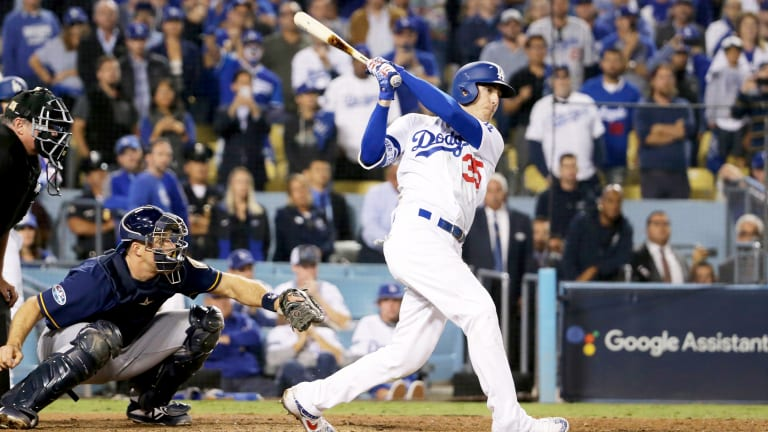 Cody Bellinger, Corey Seager Lead Los Angeles Dodgers' Push for World Series Redemption