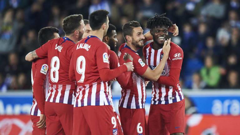 El 1x1 de los jugadores colchoneros en la victoria del Atlético de Madrid ante el Alavés (0-4)