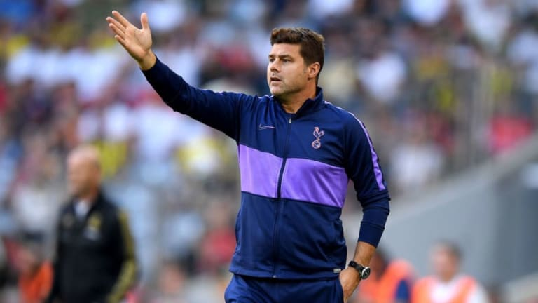 Mauricio Pochettino Reveals He 'Knows Nothing' About Spurs Transfers & Suggests Changing Job Title