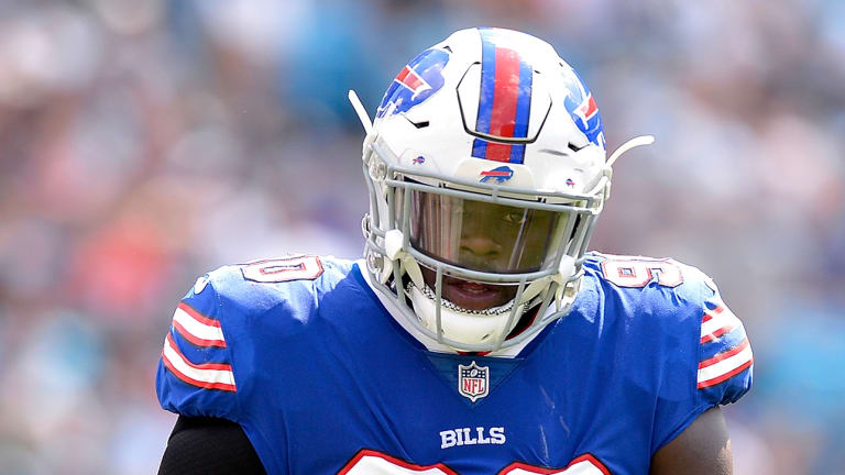 Bills' Shaq Lawson to Pay for 11-Year-Old Shooting Victim's Funeral