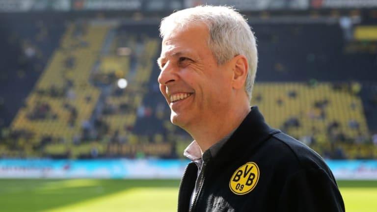 Lucien Favre Praises Borussia Dortmund for Taking 'Risk' in Late Win Against Wolfsburg