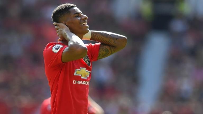 Marcus Rashford Targeted as Top Football Agents Seek to Sign Man Utd Striker