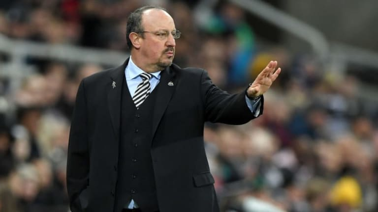 Rafa Benitez Admits Turning Down Big Offers From Overseas Clubs to Stay at Newcastle