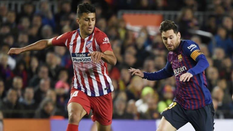 Atletico Madrid Drop Huge Rodri Exit Hint at Unveiling of Marcos Llorente