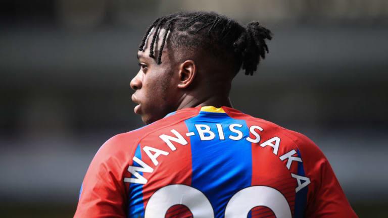 Crystal Palace Name Sky-High Price for Aaron Wan-Bissaka as Man Utd Circle Breakout Star