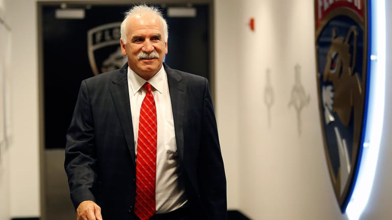 Joel Quenneville Expects to Win Right Away With Panthers