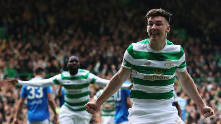 Kieran Tierney: 6 Things to Know About the Arsenal & Leicester Transfer Target
