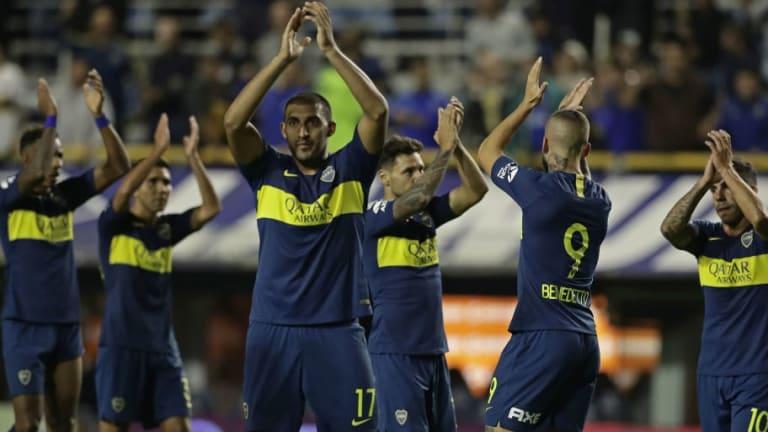 La posible formación de Boca para su debut en la Bombonera en la Copa Libertadores