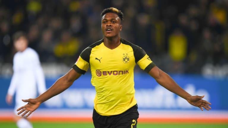 Dan-Axel Zagadou Requests Borussia Dortmund Exit Amid Arsenal Interest