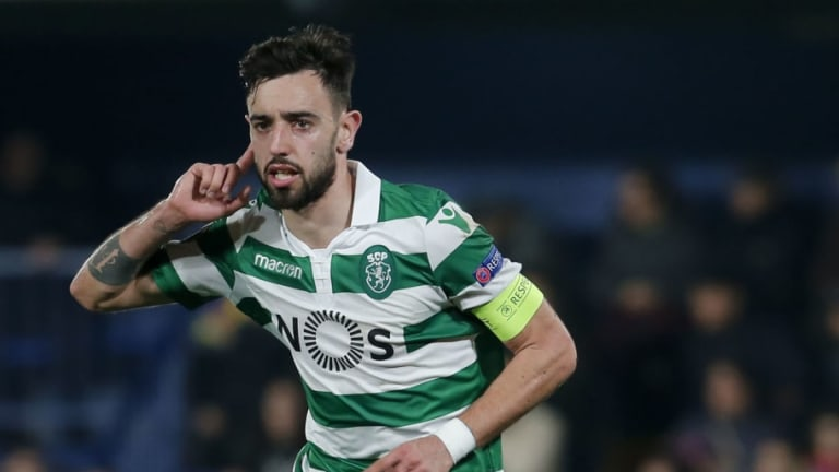 Manchester United 'Make Contact' With Bruno Fernandes Over Potential Summer Switch