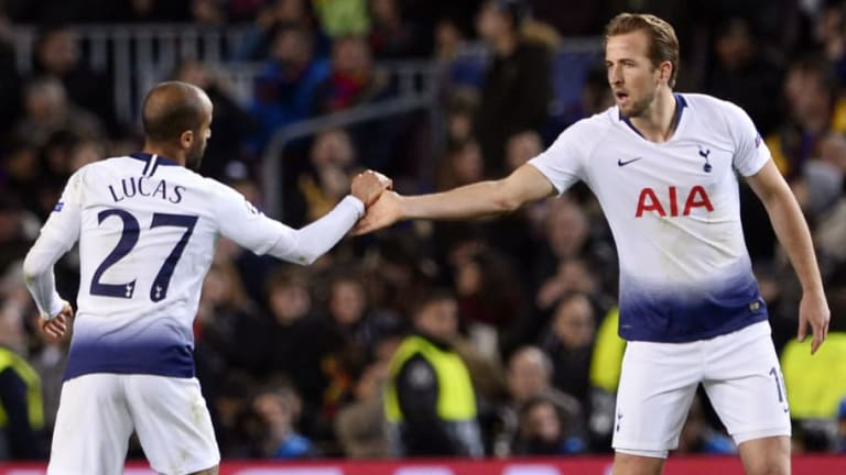 Tottenham Receive Injury Boost Ahead of Fulham Clash as Lucas Moura Nears Full Fitness