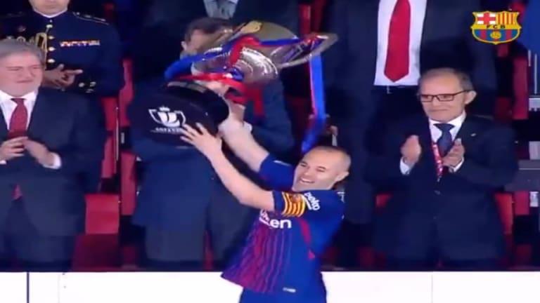 El vídeo motivacional del FC Barcelona para el partido ante el Sevilla en el Camp Nou