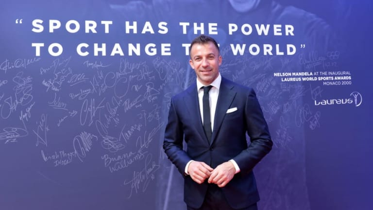 Alessandro del Piero es dueño de un equipo de fútbol en Los Angeles
