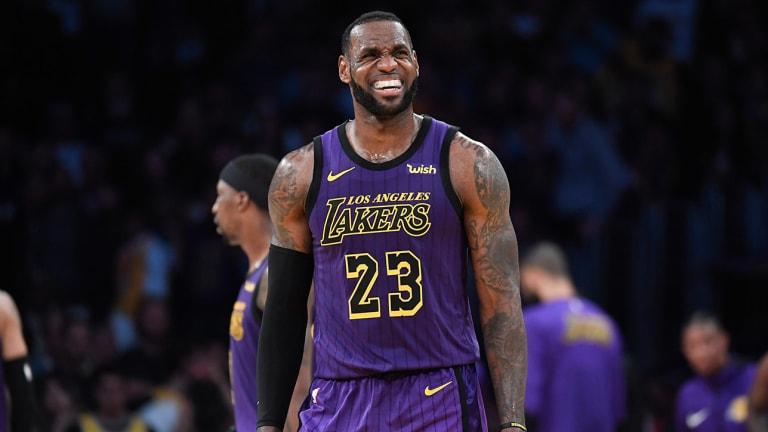The Lakers Make No Sense | Open Floor Podcast