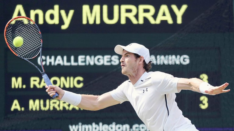 Tennis World Pays Tribute to Andy Murray After Retirement Announcement