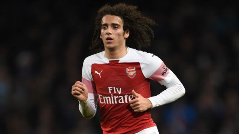 Matteo Guendouzi Attributes Early Arsenal Success to Always Putting in Maximum Effort