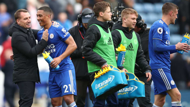 Brendan Rodgers Highlights Impact of Young Players in Leicester's 3-0 Win Over Arsenal