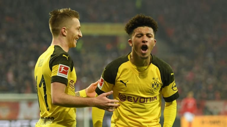 Borussia Dortmund Transfer Plans Revealed as Club Insist Jadon Sancho Is Not for Sale