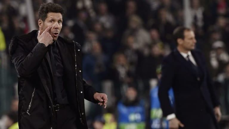 Diego Simeone Admits Responsibility for Champions League Exit After Losing 2-Goal Lead Against Juve