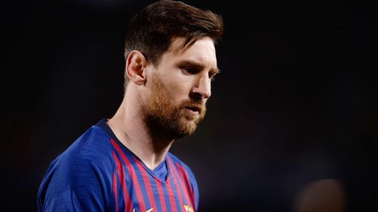 """Las palabras de Messi tras la clasificación del Barcelona: """"Dimos una imagen espectacular"""""""